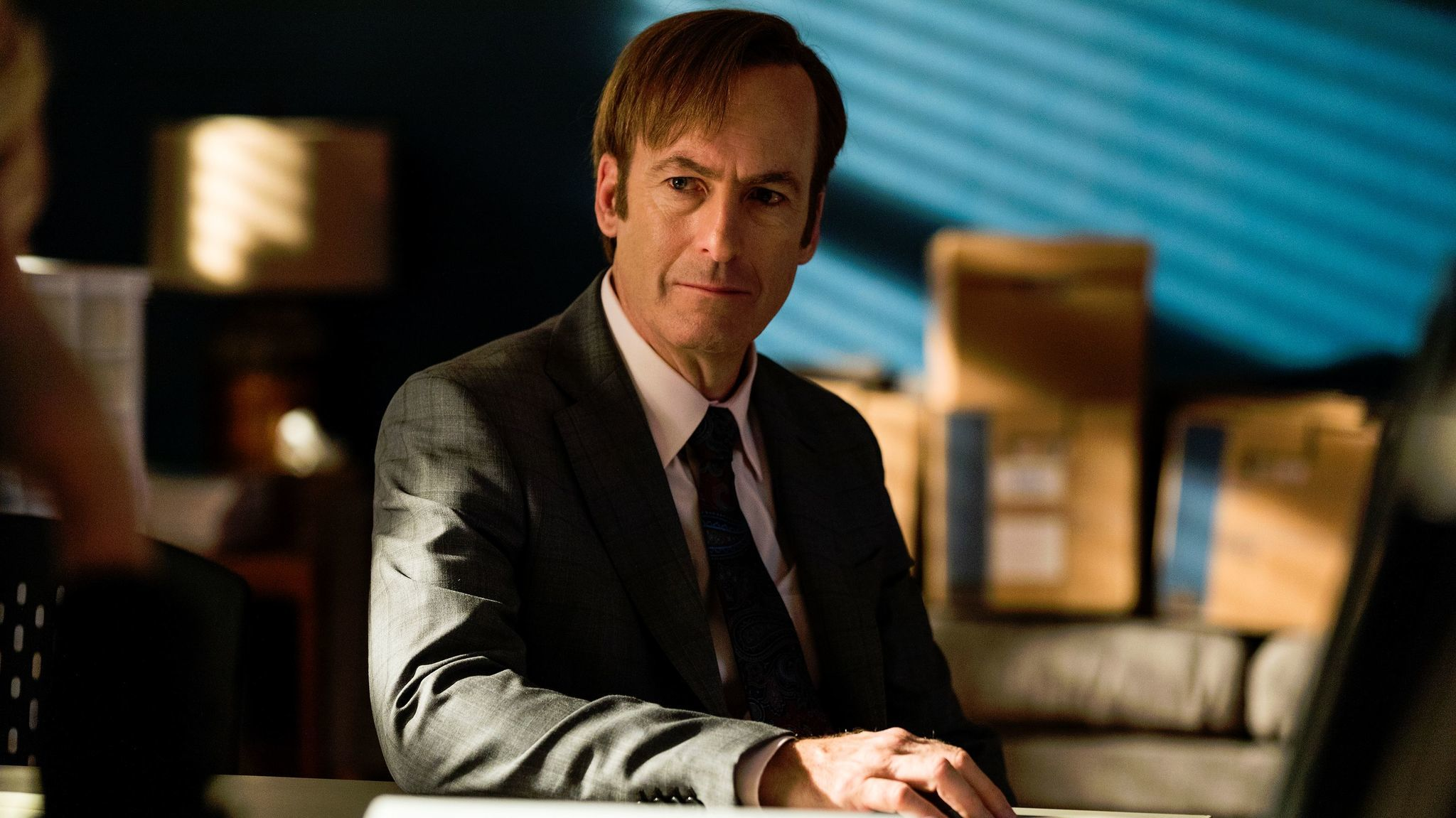 "Bob Odenkirk on ""Better Call Saul."""