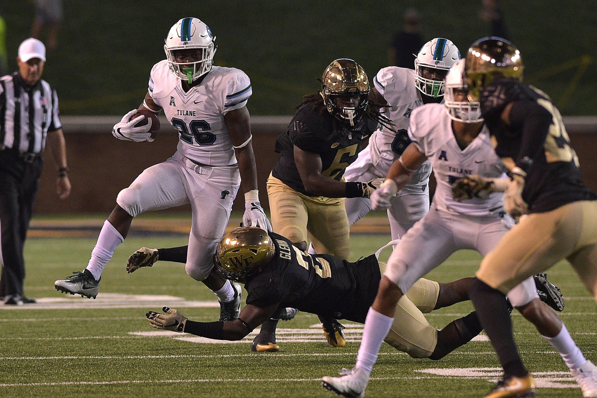 College Football Rankings: Tulane Green Wave