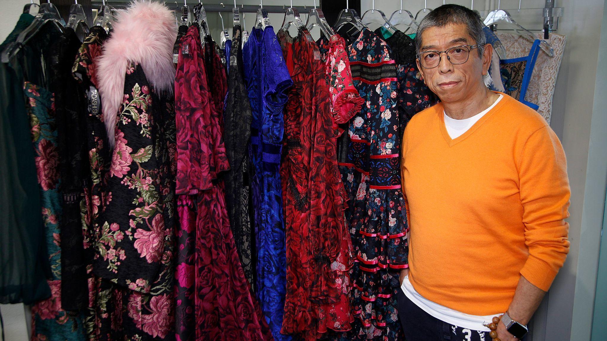 Tadashi Shoji continues to expand his fashion brand.
