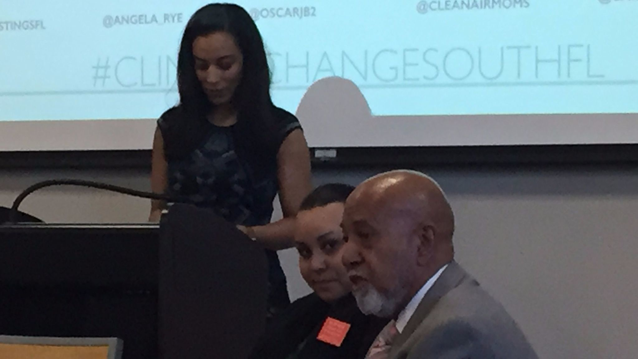 Experts See Climate Change Peril For South Florida's Black And Hispanic Communities