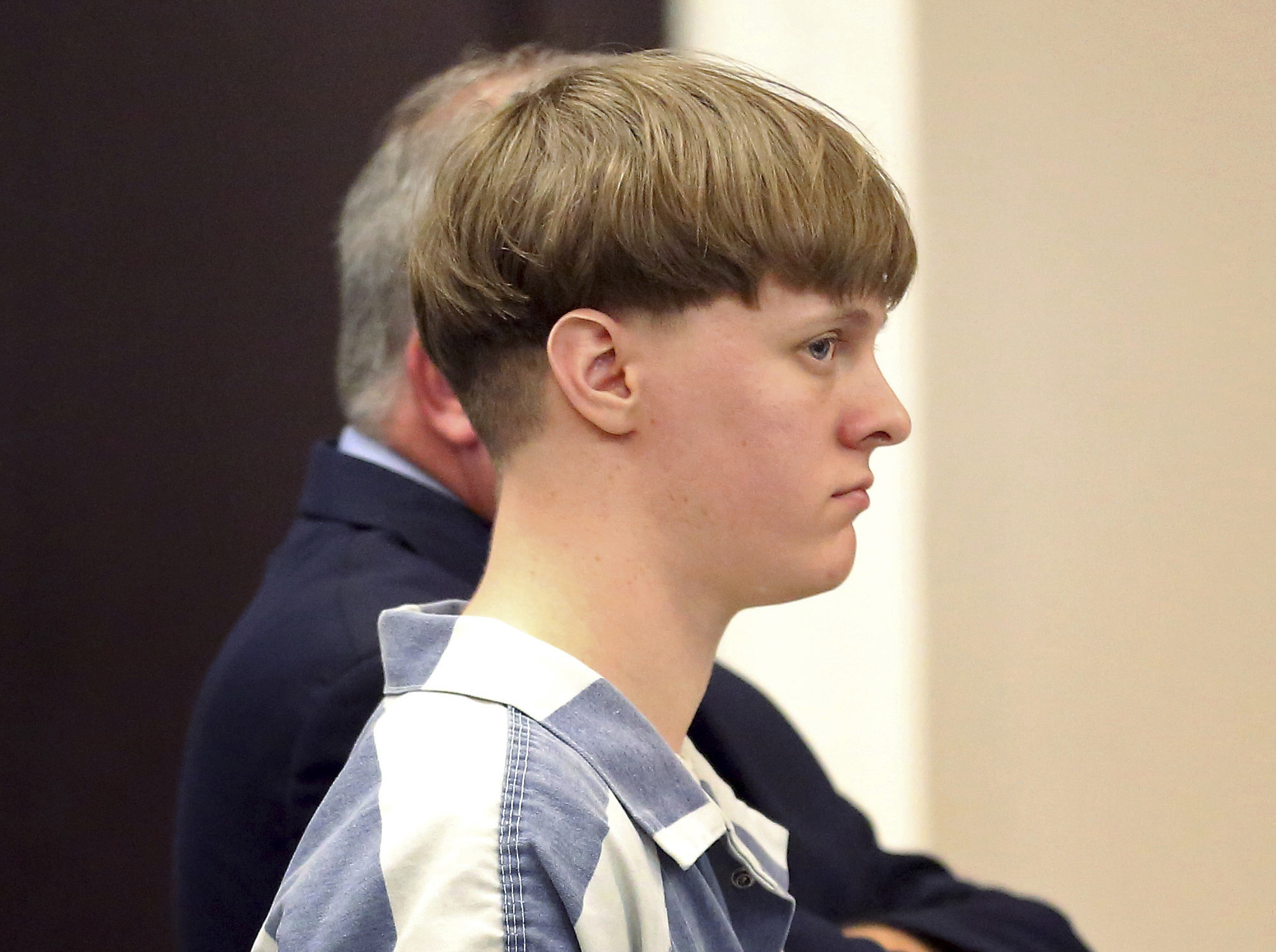 Dylann Roof Told Judge He Would Rather Die Than Be Labeled
