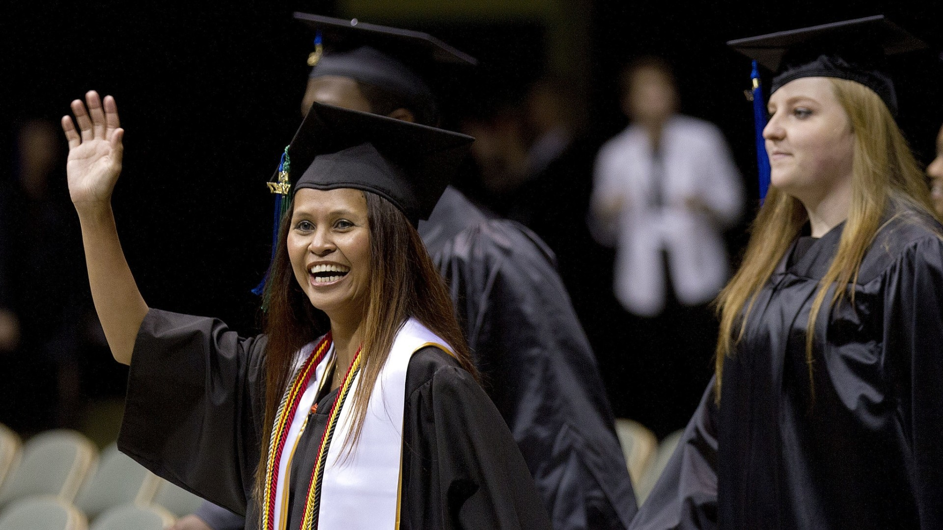 thomas nelson community college graduation 2017 daily press