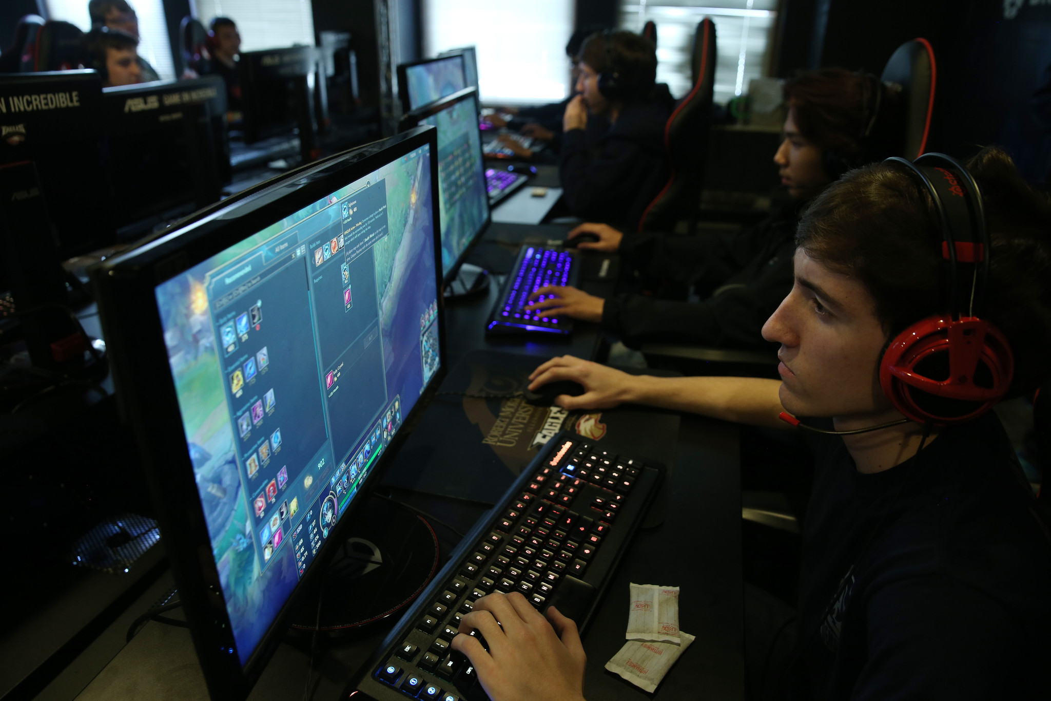 Video gaming becomes official after-school league at US high schools