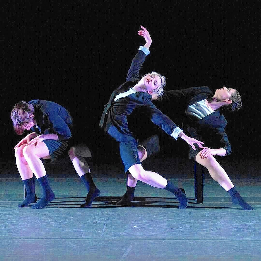 What Are Contemporary: In 'Threepieces,' Elements Ballet Shows Skill, But Lacks