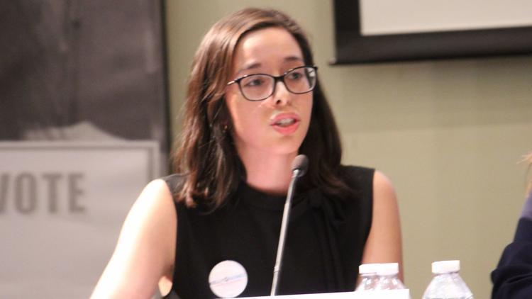 LAUSD candidate Kelly Gonez