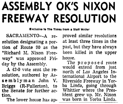 Nixon Freeway