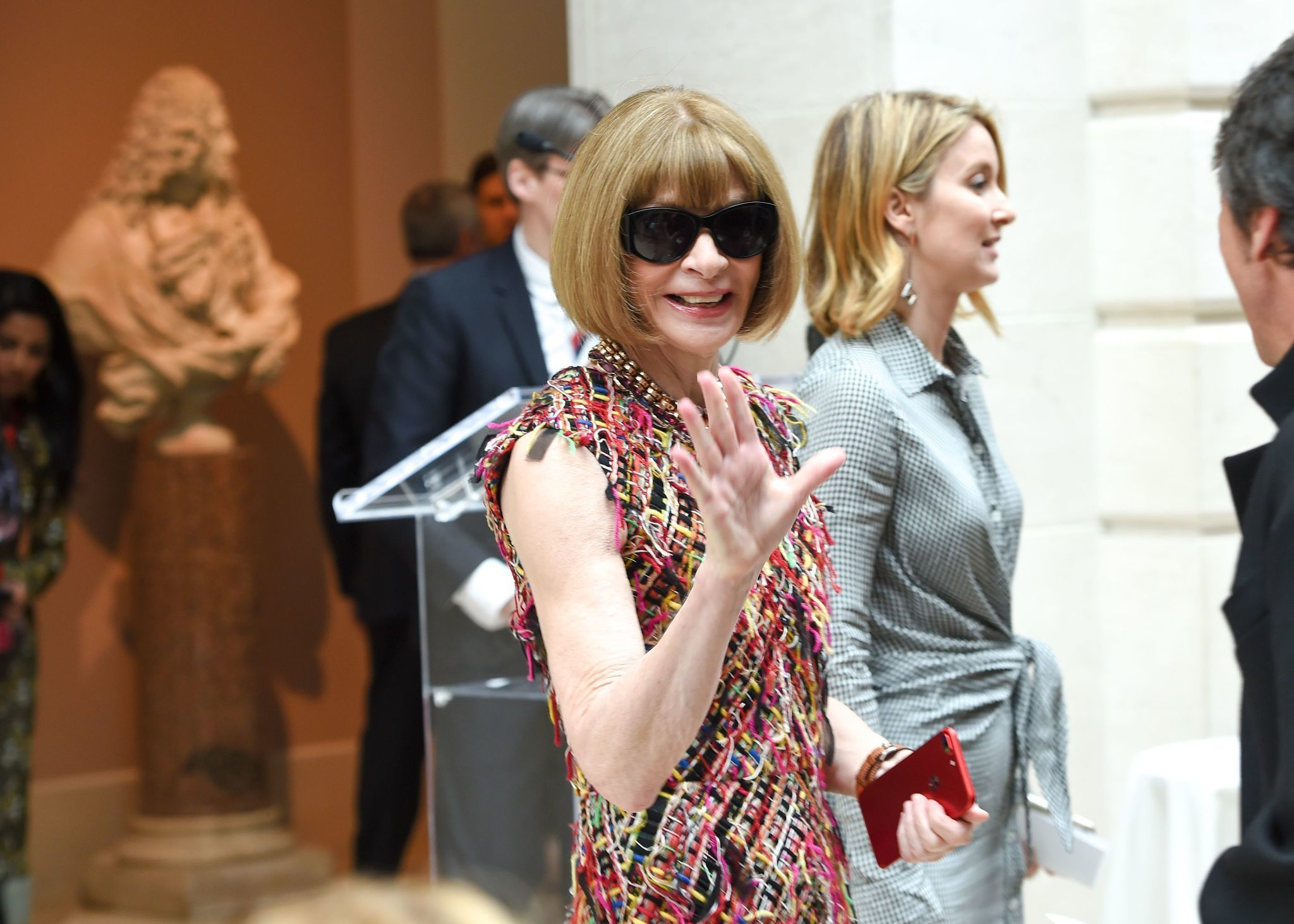 A New TV Feud: Anna Wintour And Tina Brown Rivalry To Be