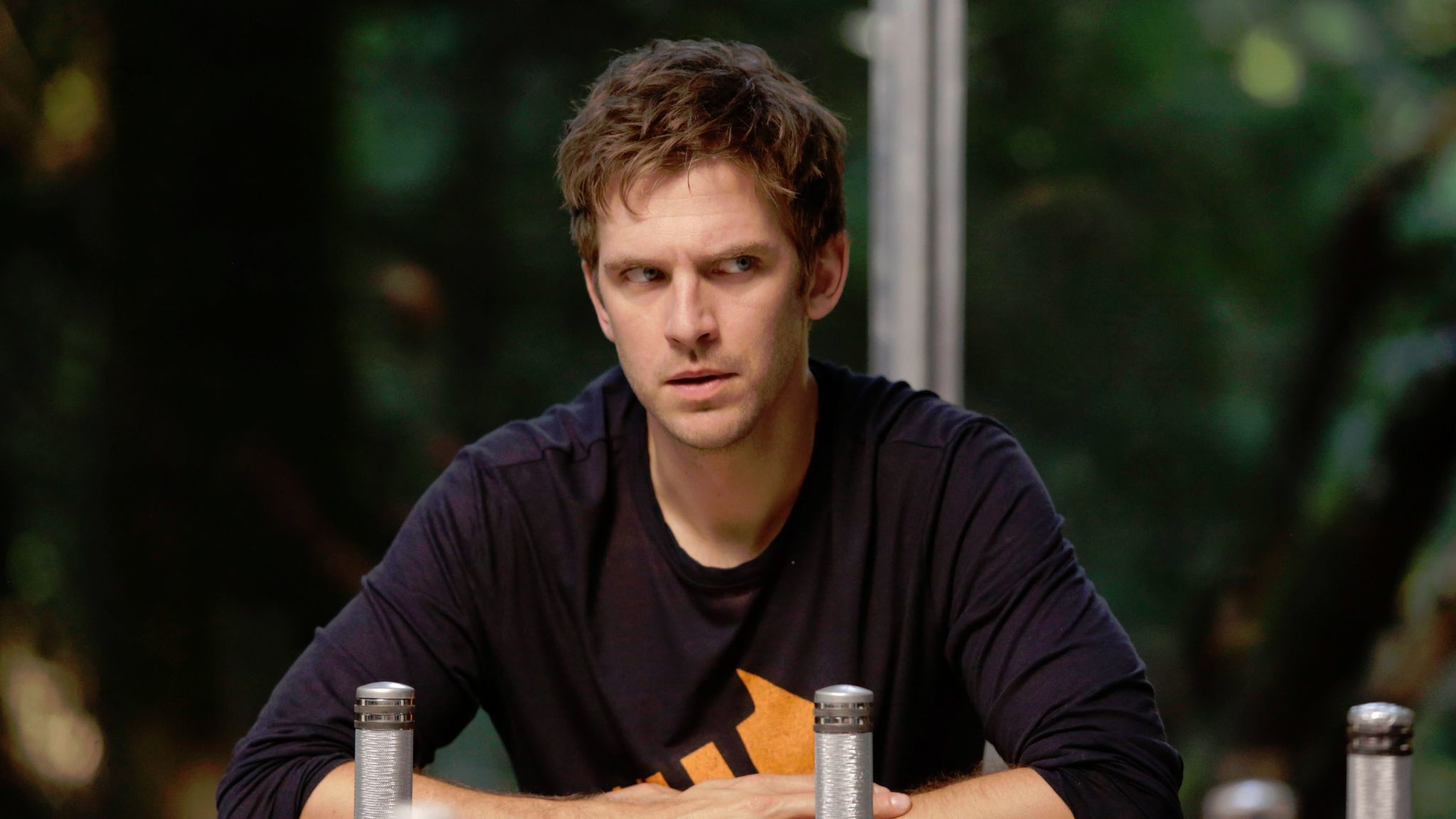 "LEGION -- ""Chapter 3"" - Season 1, Episode 3 (Airs Wednesday, February 22, 10:00 pm/ep) -- Pictured: Dan Stevens as David Haller. CR: Michelle Faye/FX"