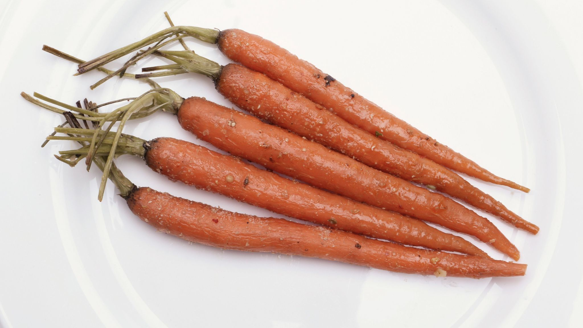 Carrots are a classic source of vitamin A.