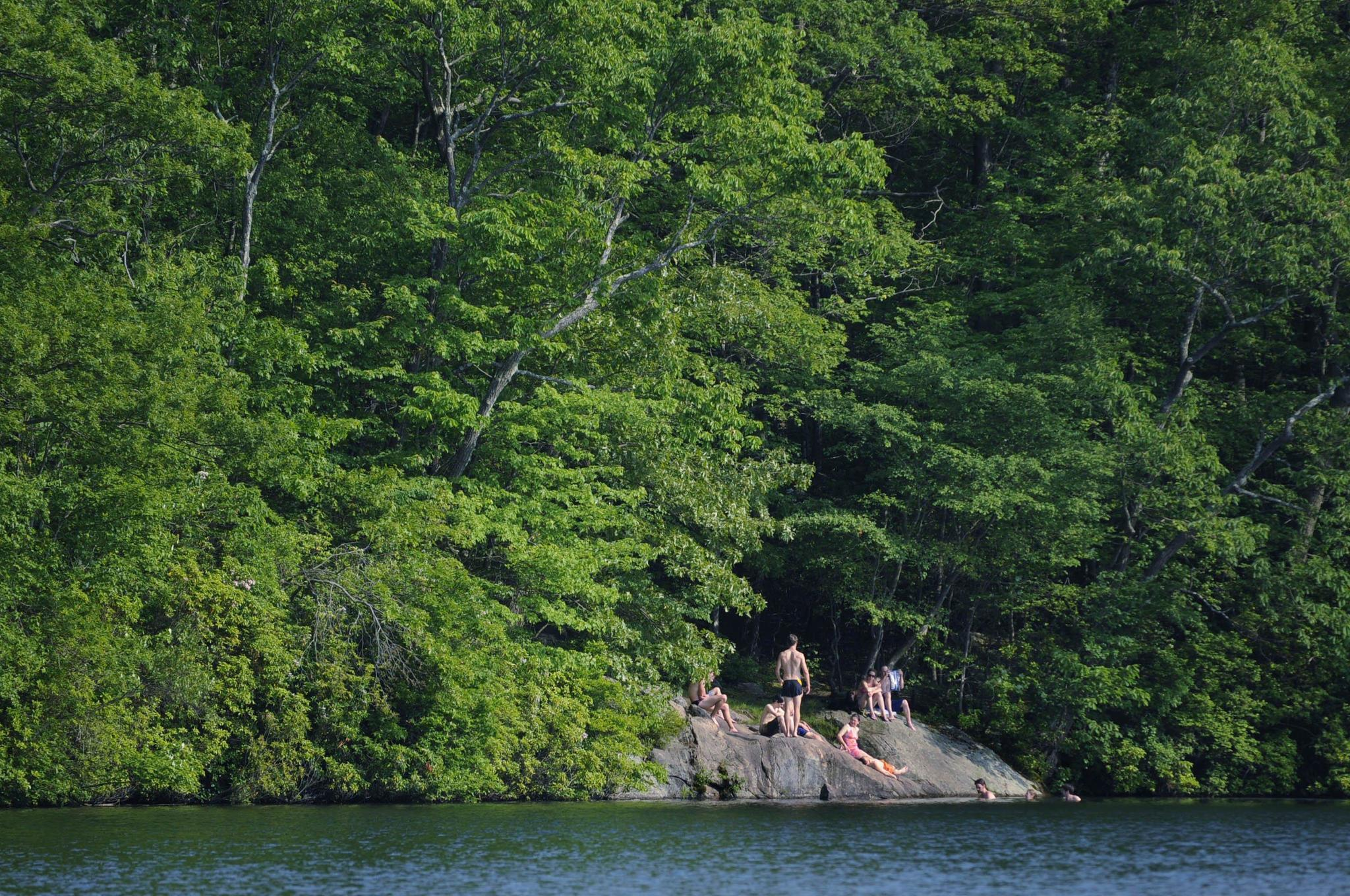 Popular Swimming Holes Four Places To Hike And Take A Dip