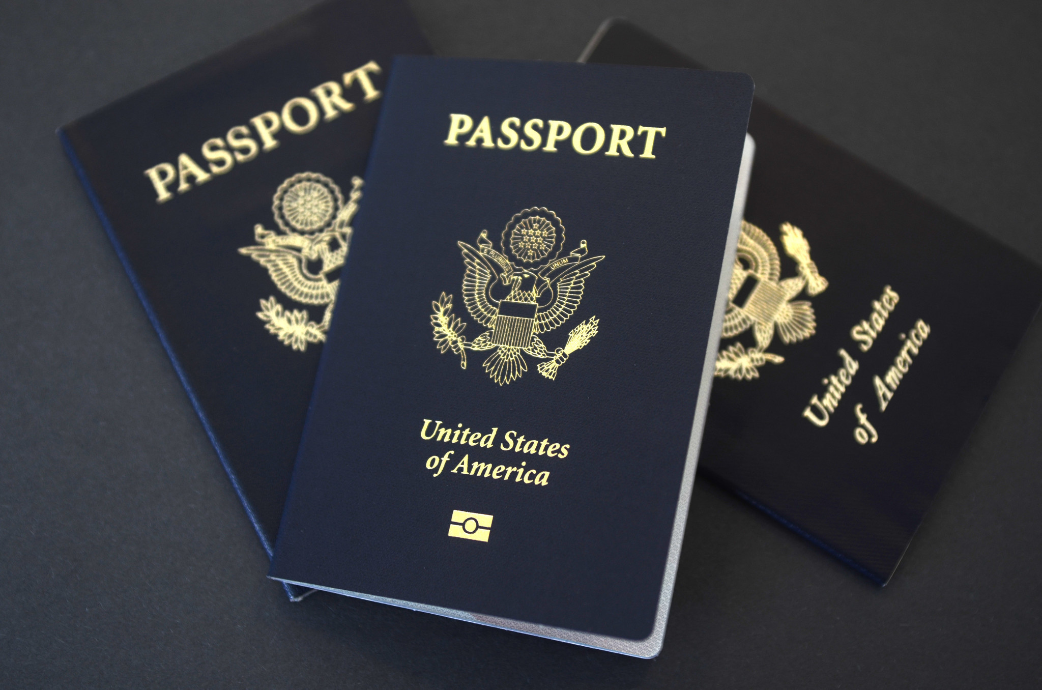 American Traveling To Canada Passport