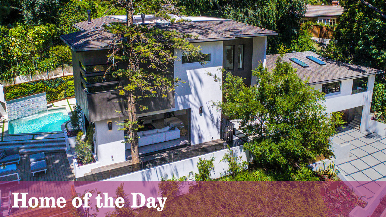 Hollywood Hills Contemporary Can Handle A Party Crowd La