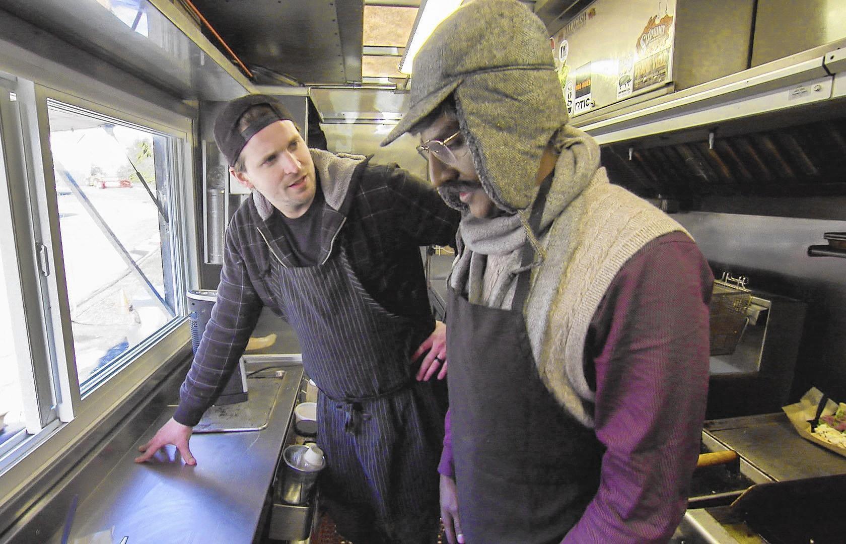 Mercado Food Truck Undercover Boss