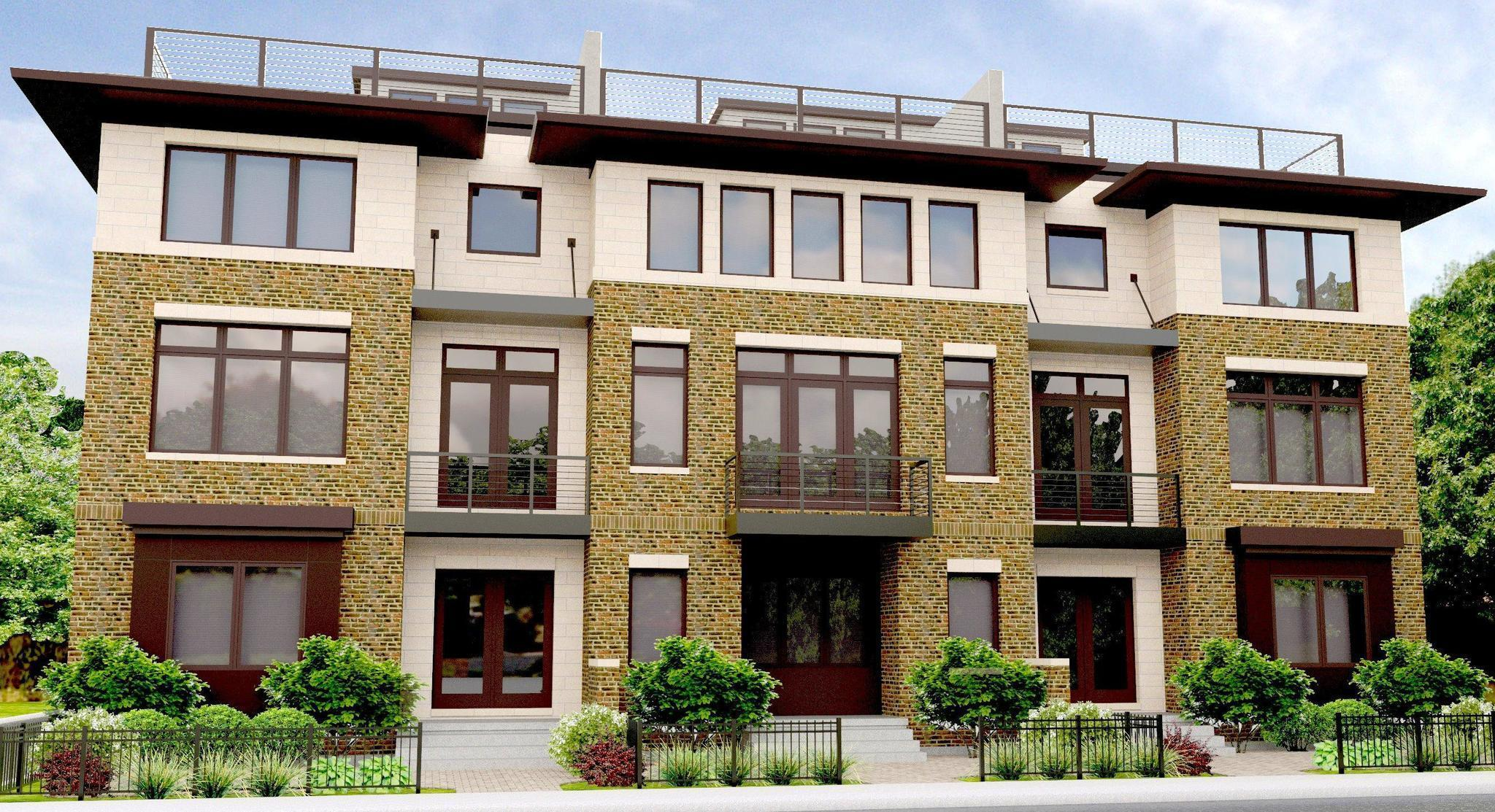 Naperville Council Oks Pricey Town Homes Near Downtown