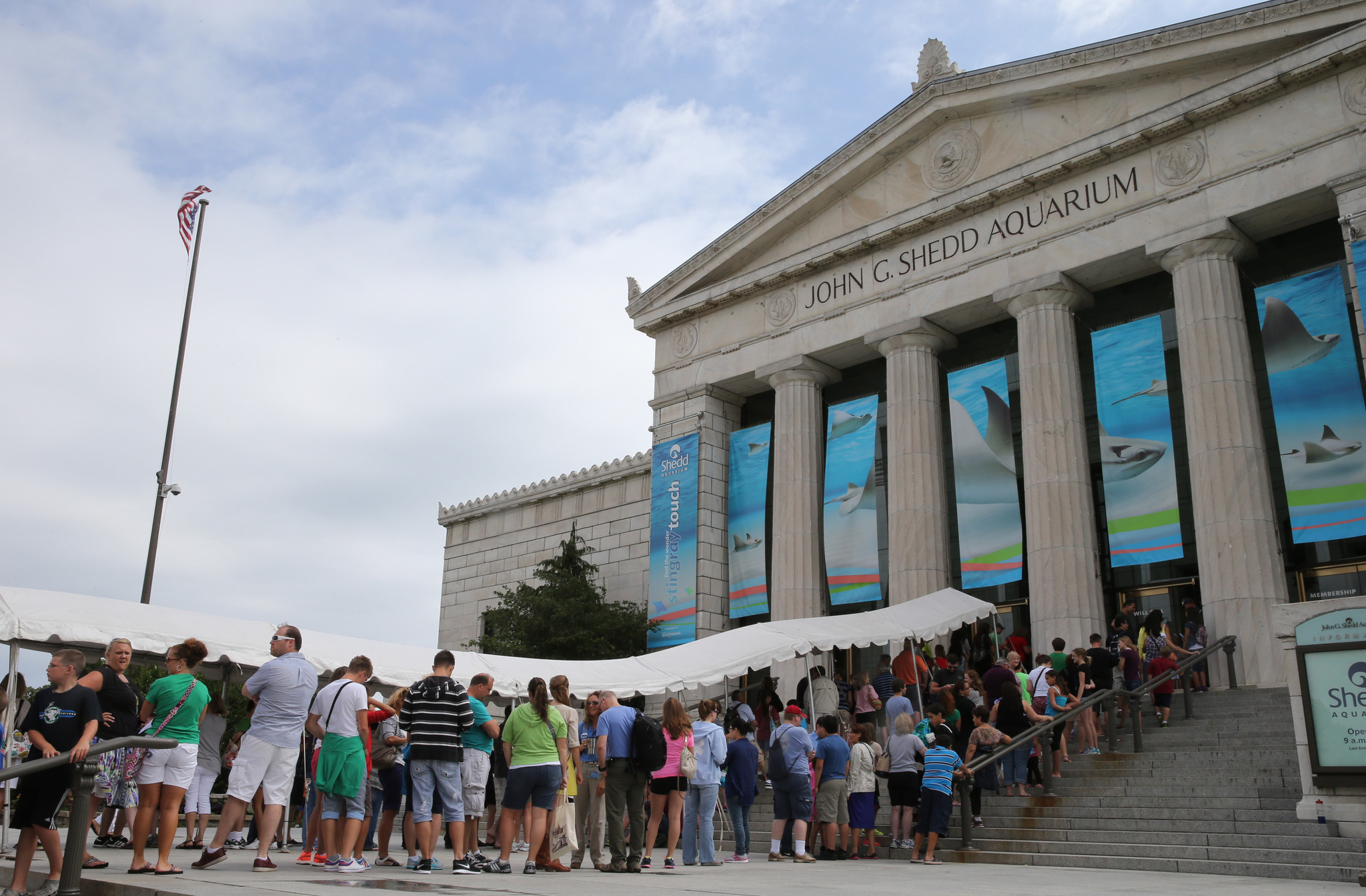 Shedd S First Hike In 17 Years Roved Chicago Tribune Admission