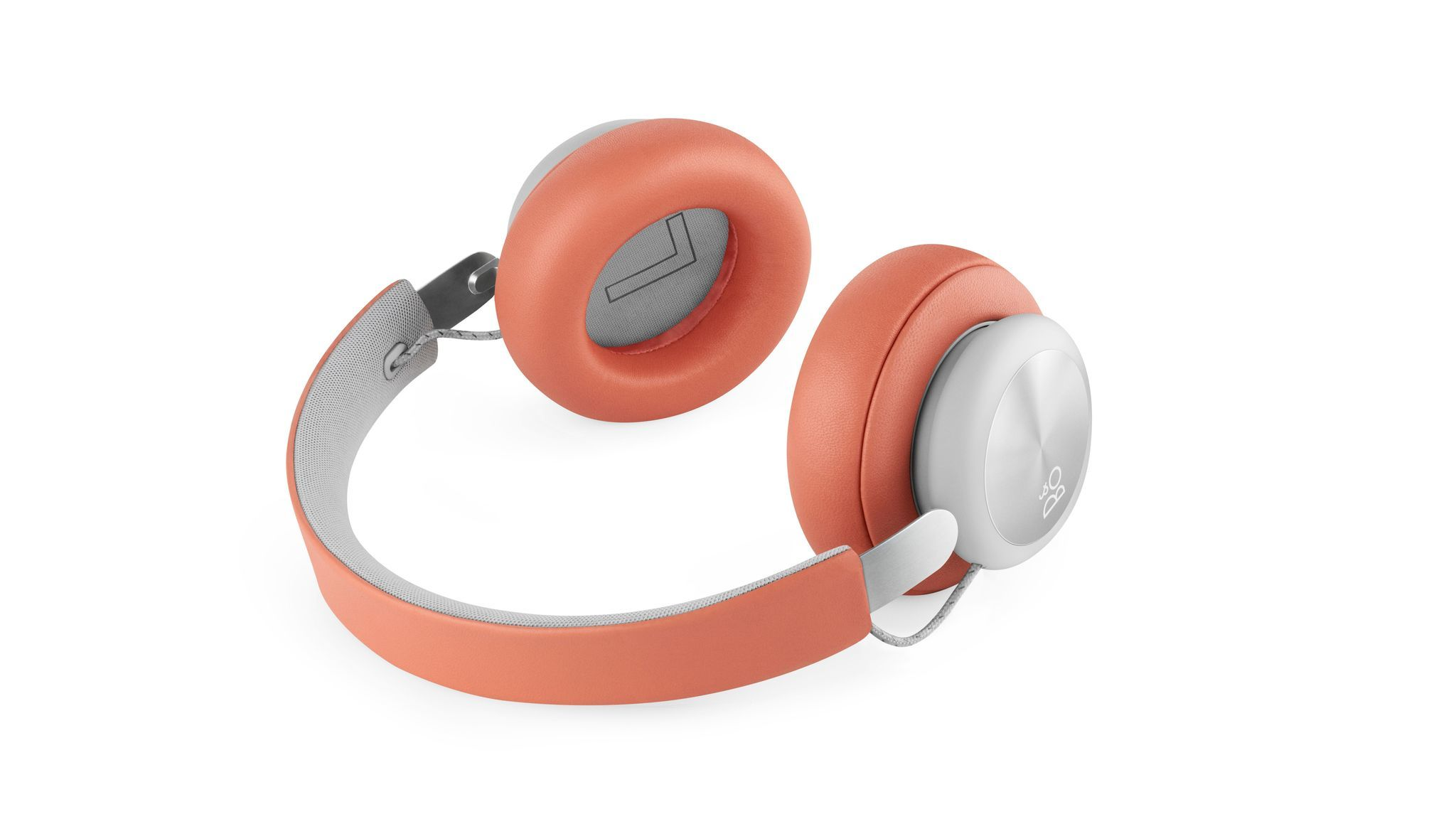 B&O Play Beoplay H4 in tangerine.