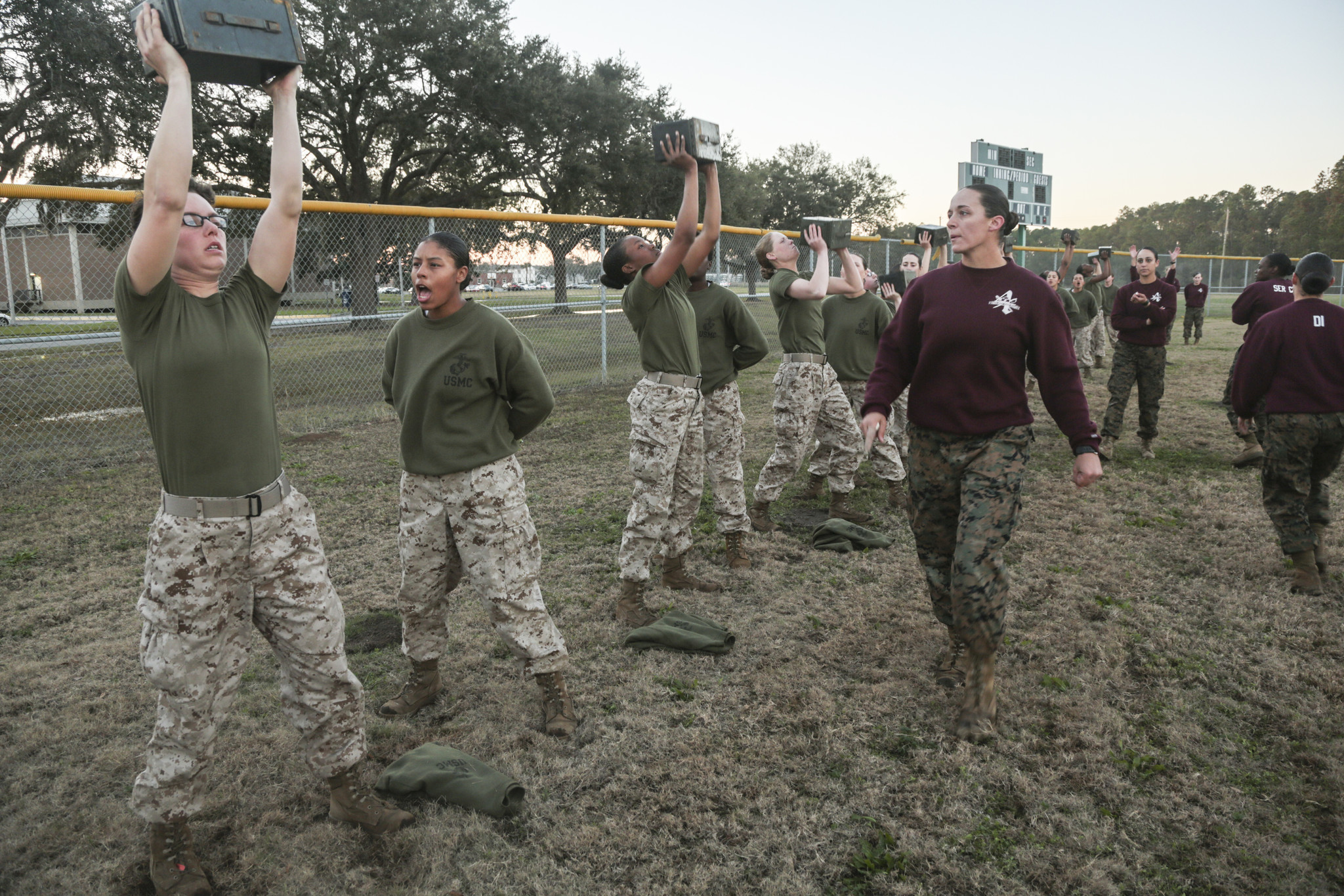 Marine Corps Is Dragging Its Feet On Integrating Boot Camp