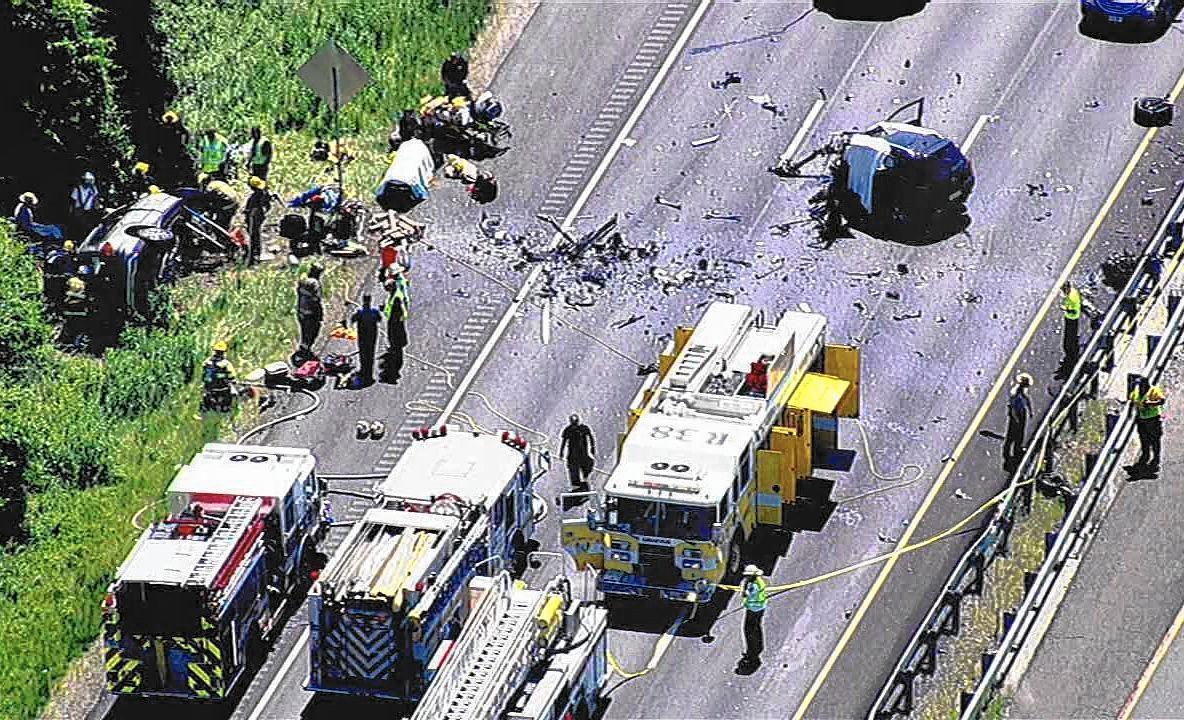 Route 50 fatal crash 911 tapes - Capital Gazette