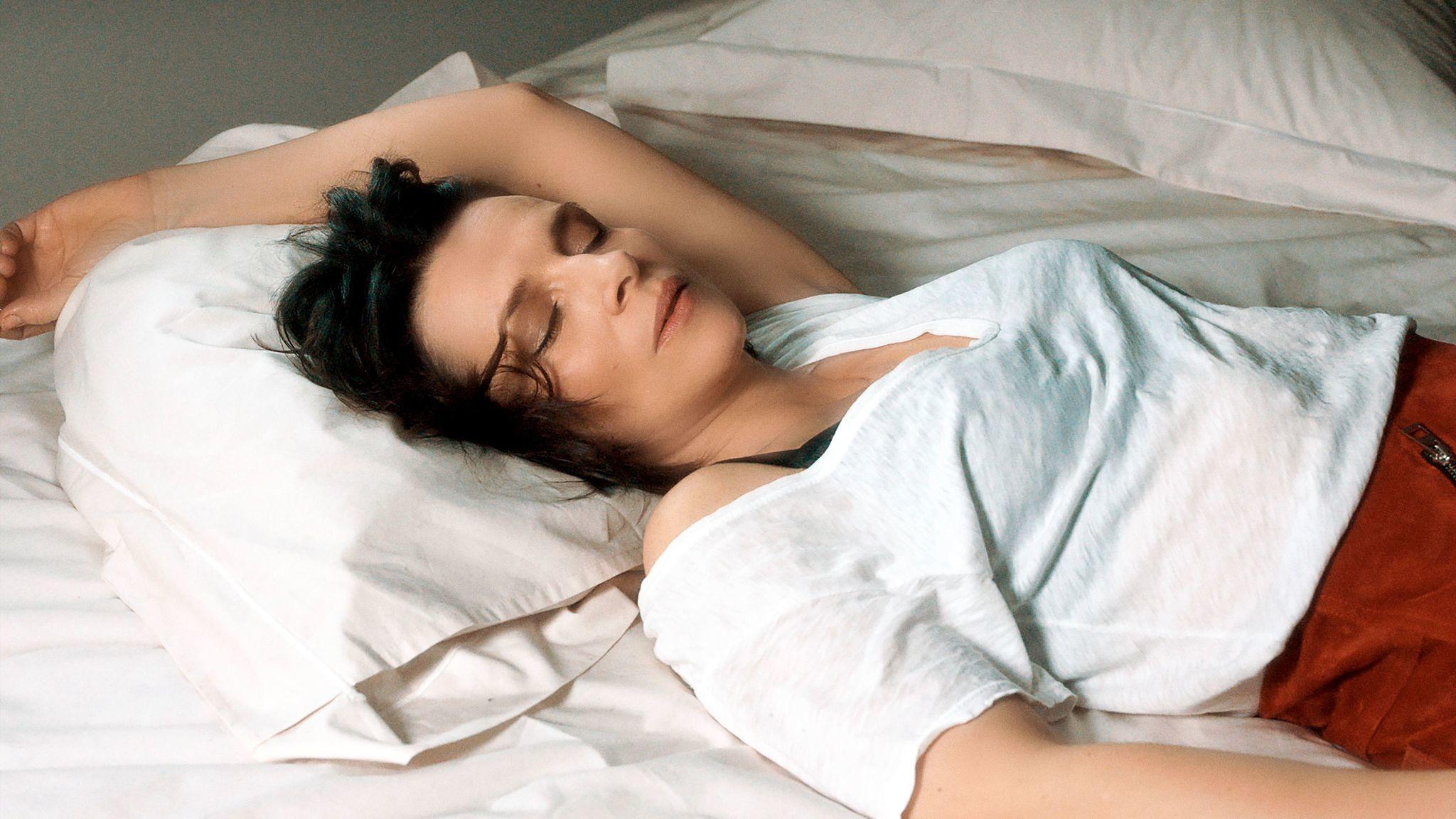 """Juliette Binoche in the film """"Let the Sunshine In."""""""