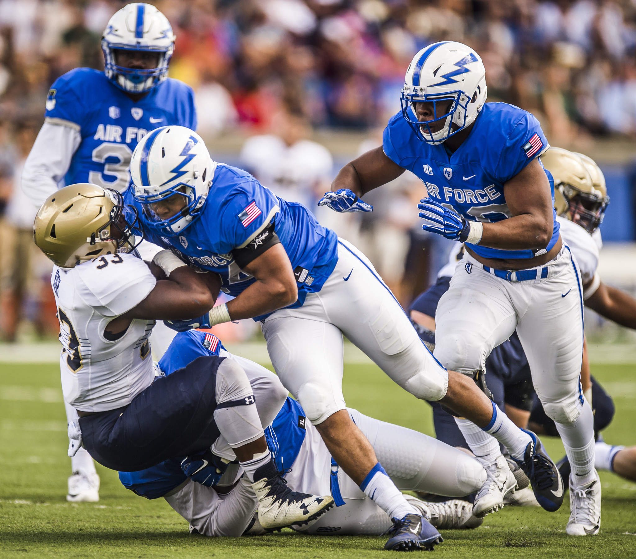 College Football Rankings: Air Force Falcons