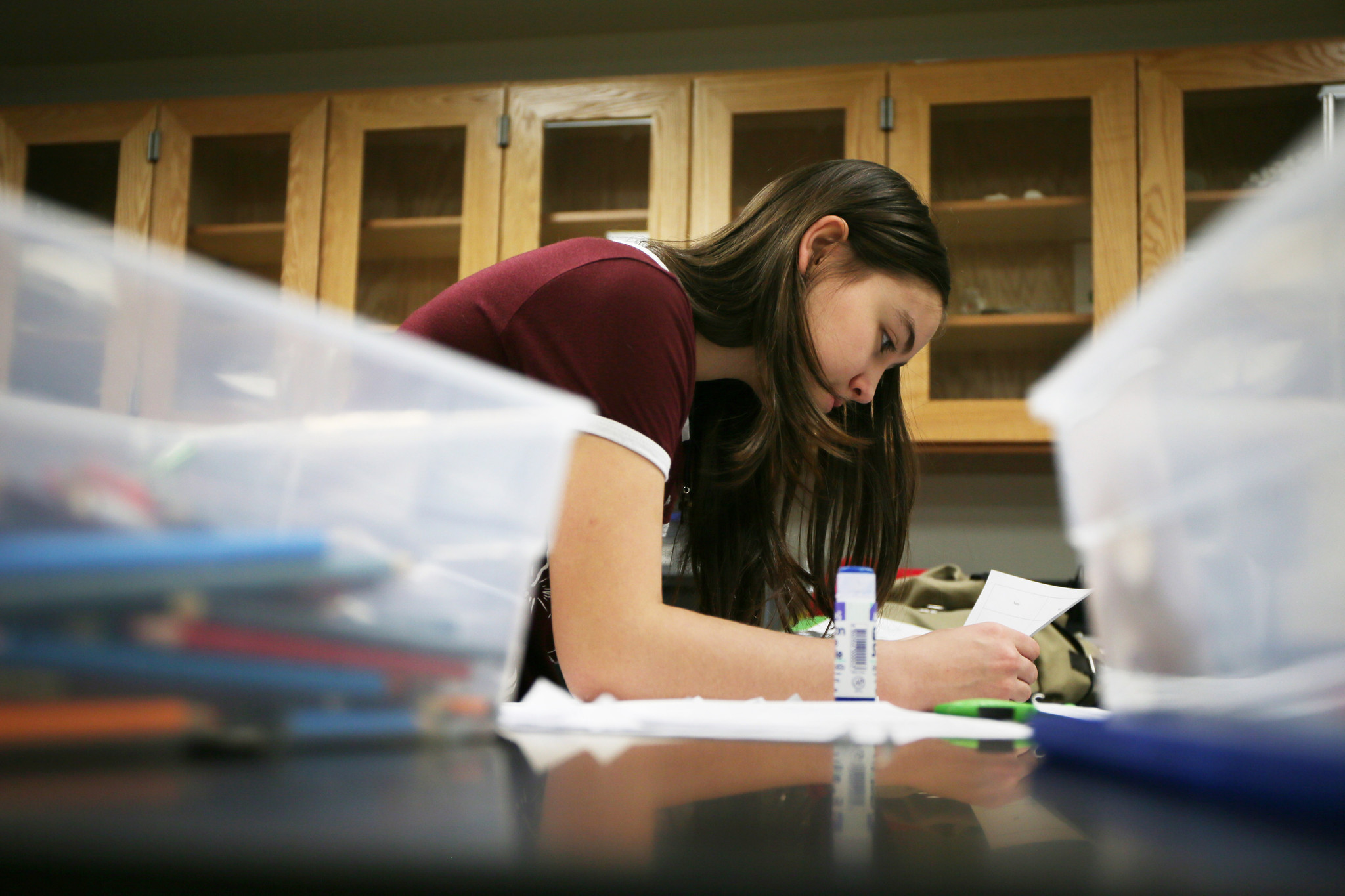 The Examined Life >> Tribune analysis: College prep courses not preparing kids