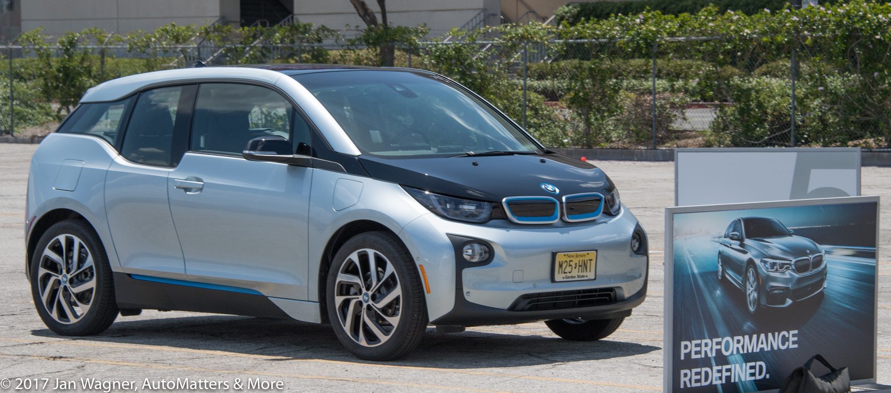 BMW i3 to test drive