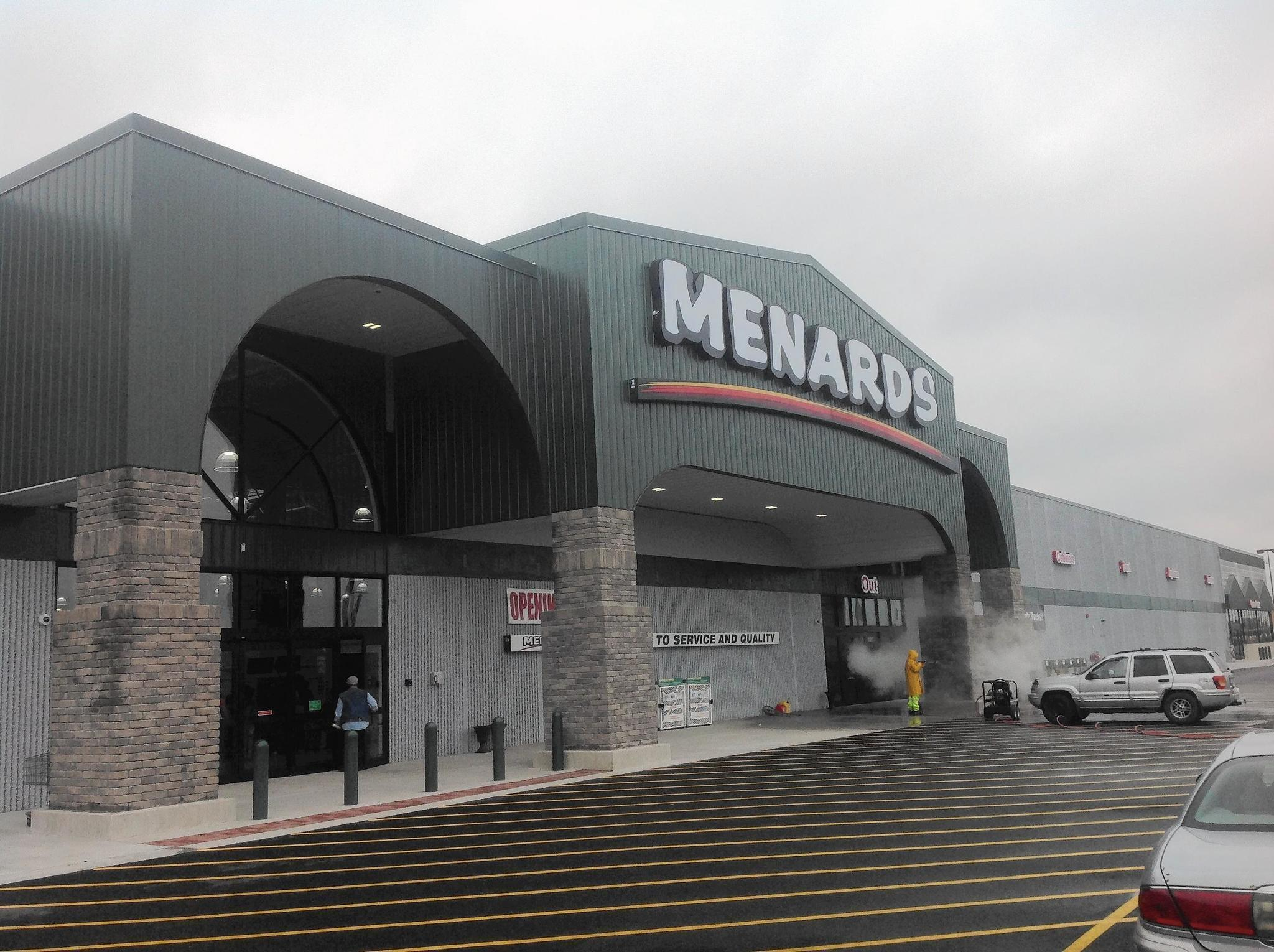 Expanded Menards to open Tuesday in Homewood - Daily Southtown