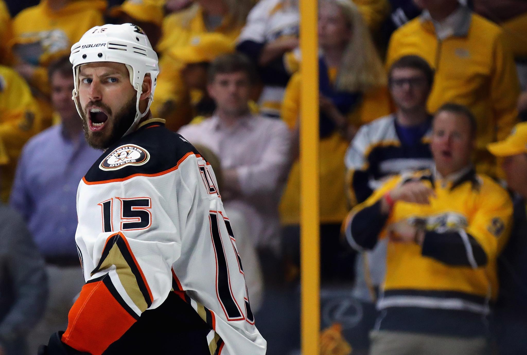 Ducks Captain Ryan Getzlaf Fined For Apparent Homophobic