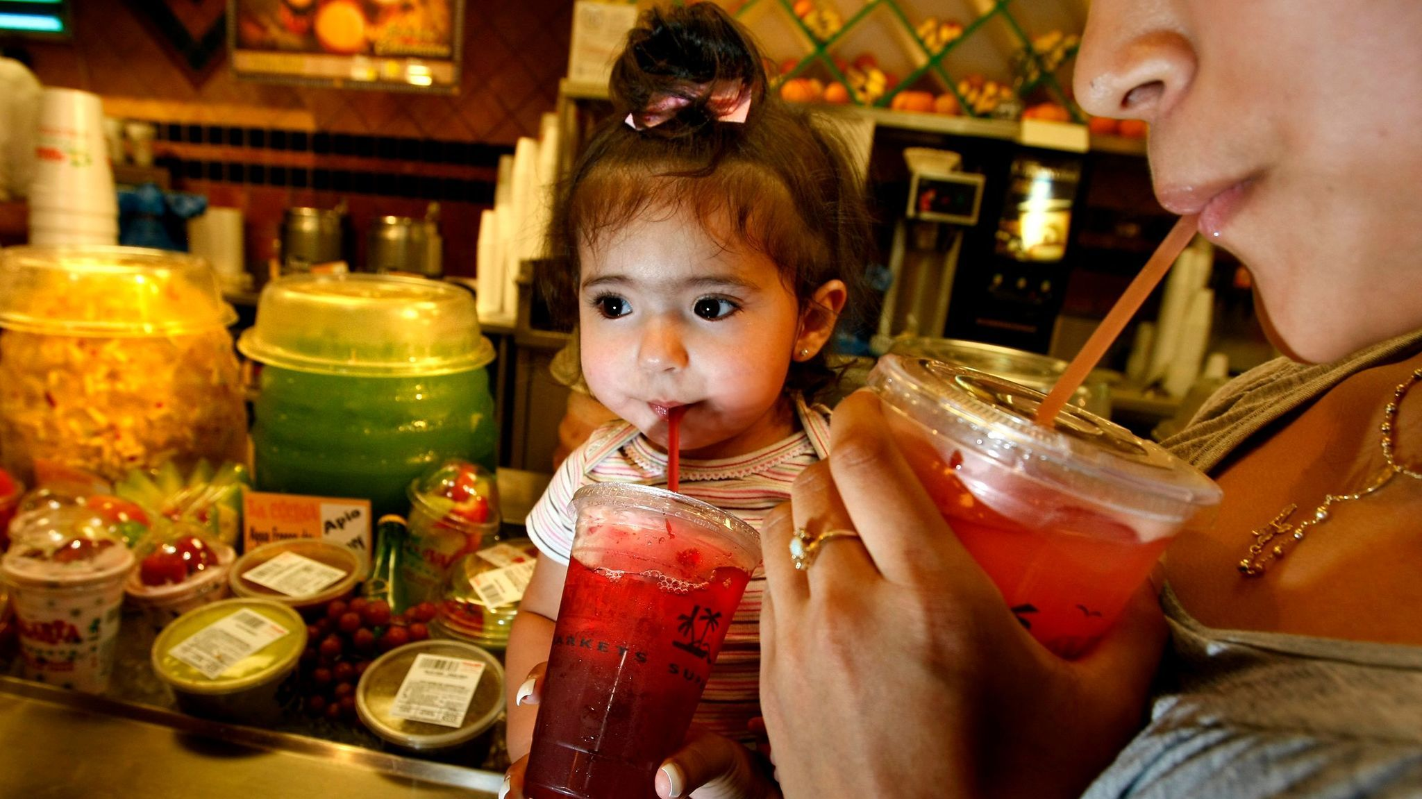 The older children get, the more ubiquitous juice becomes. Still, parents should avoid giving it to their kids, pediatricians say.