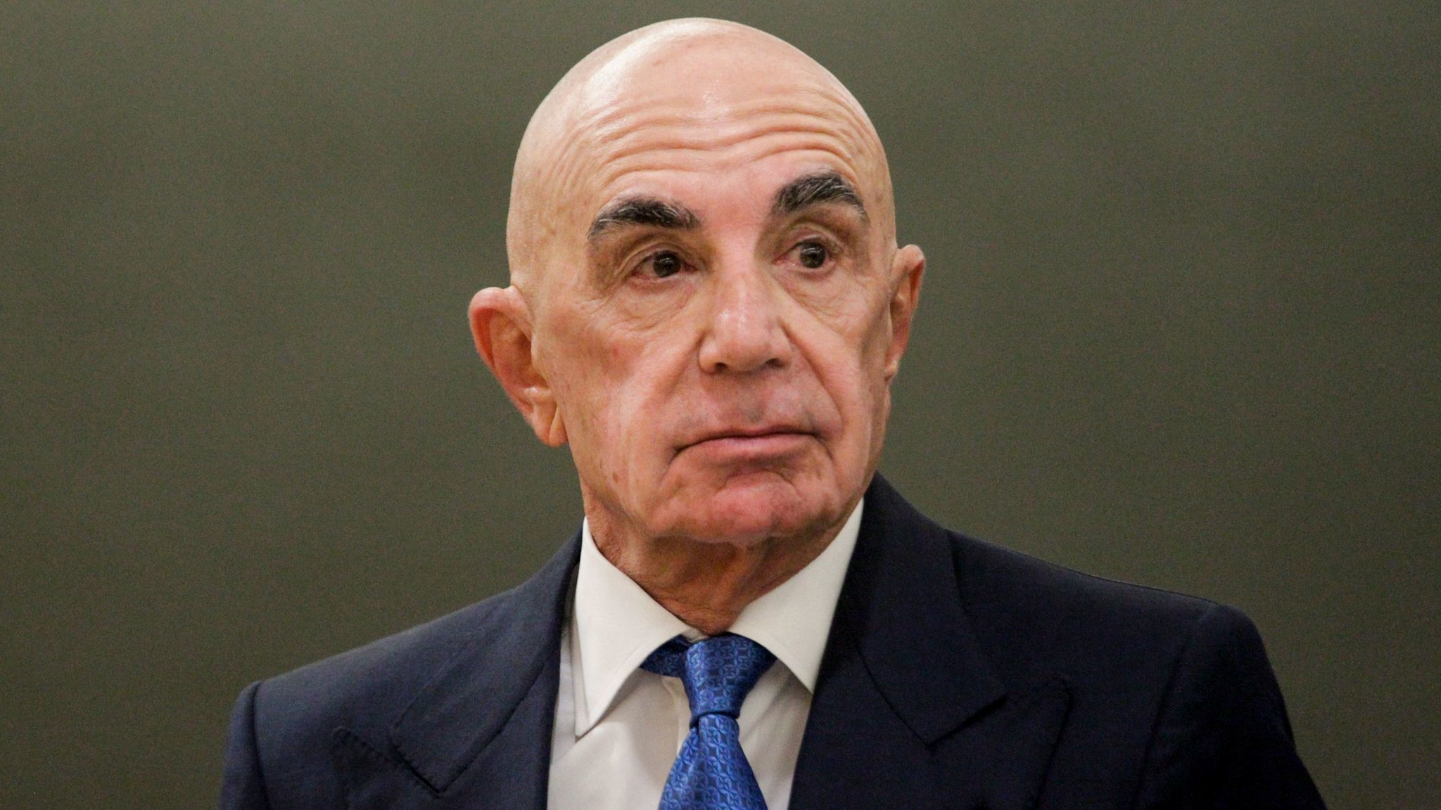 Attorney Robert Shapiro, who is representing developer Mohamed Hadid, at a hearing at the Van Nuys Courthouse this month.