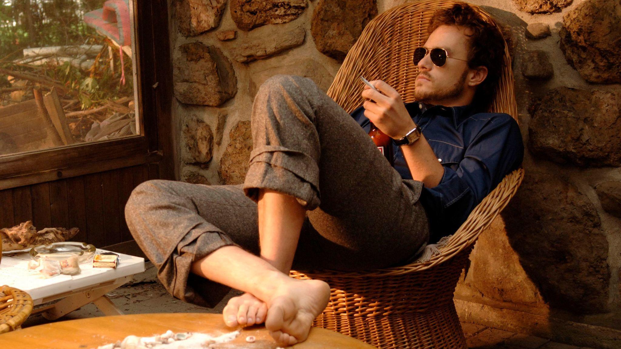 Heath Ledger in director Todd Haynes' movie