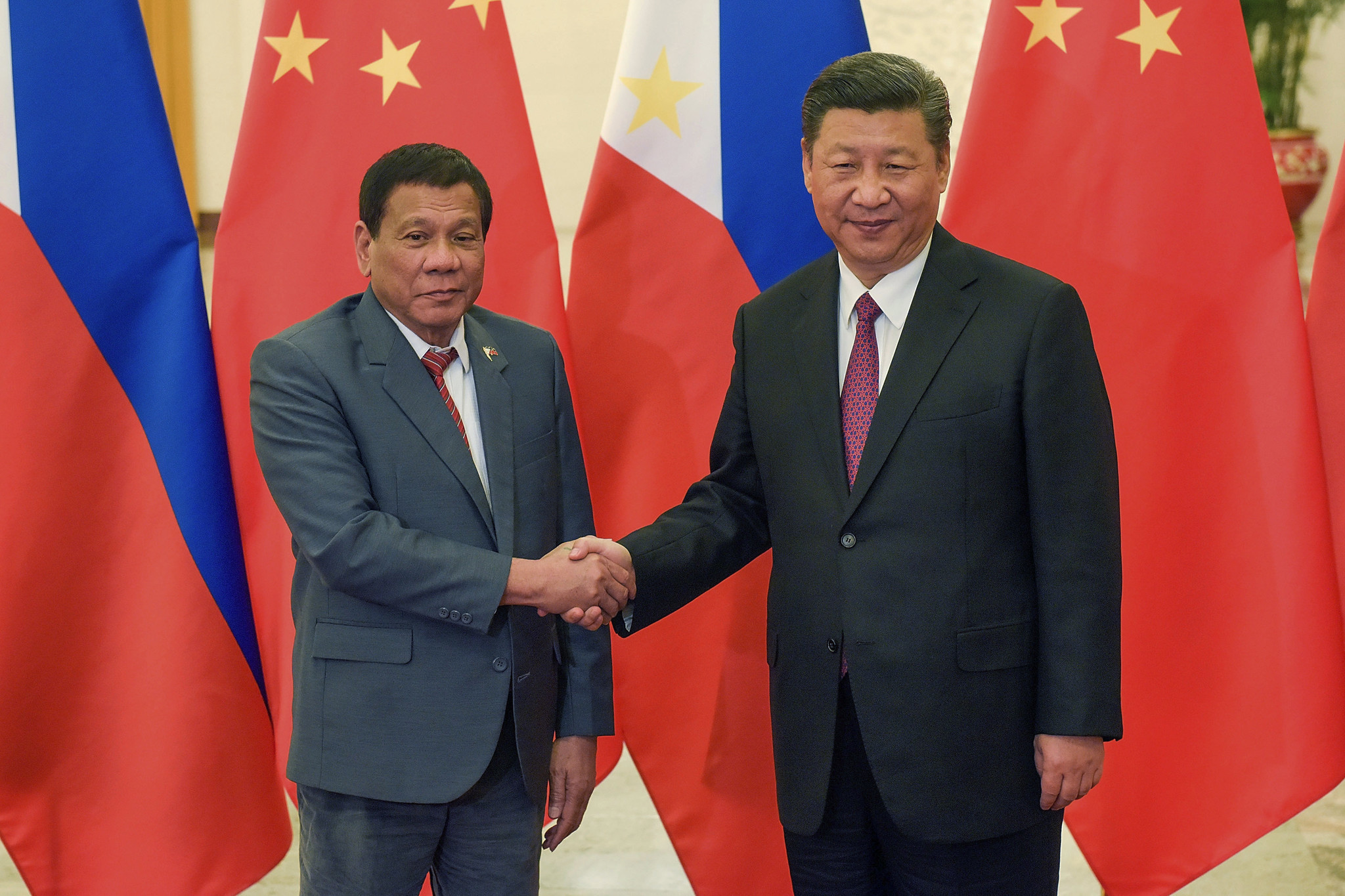 filipino and chinese relationship