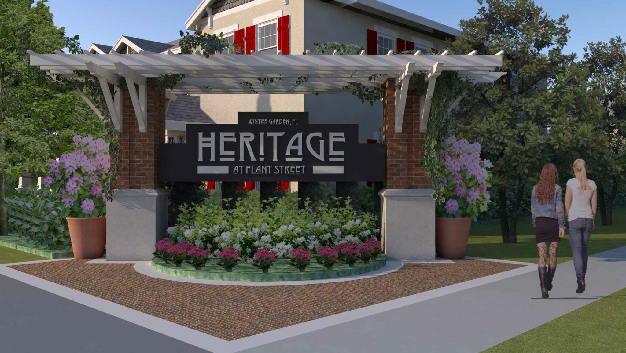 Homes, Townhomes Slated For Winter Garden Historic Area   Orlando Sentinel