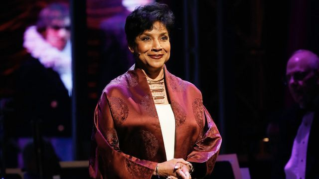 Phylicia Rashad performs during Center Theatre Group''s anniversary event.