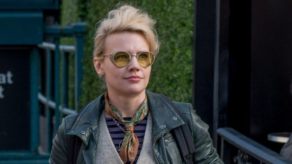 "Kate McKinnon in ""Ghostbusters."""