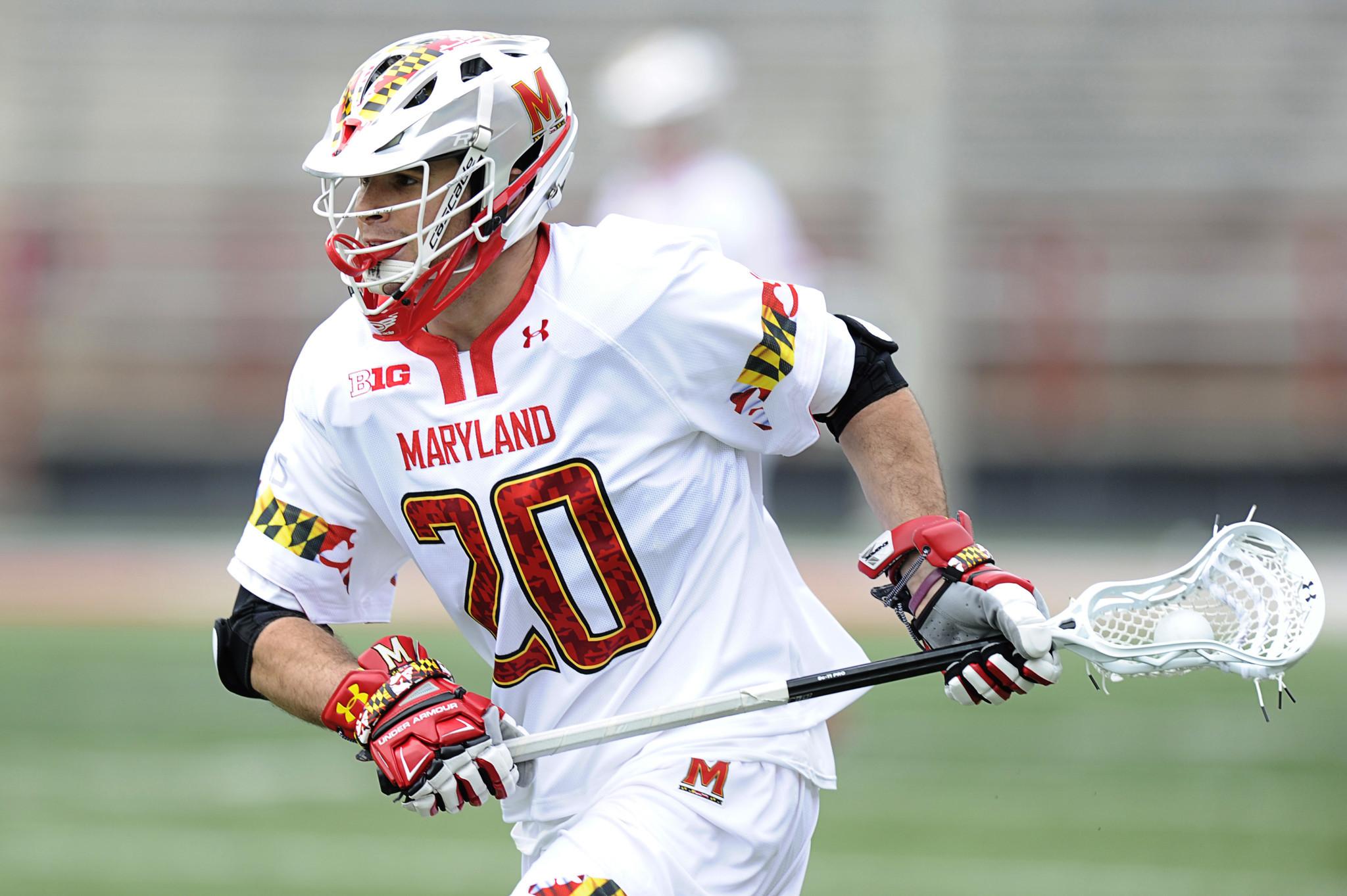Short-stick defender Nick Manis 'unsung hero' for Maryland ...