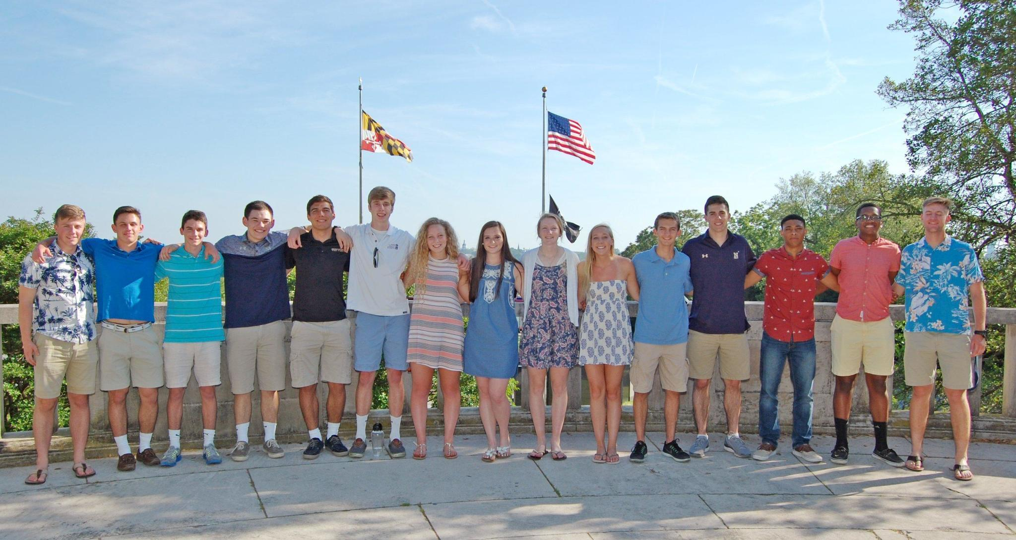 Determined To Serve, Anne Arundel Teens Reflect On Their Chosen Paths