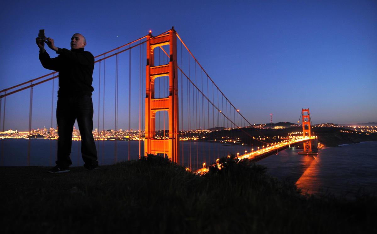 16 Memorable Photos To Celebrate The Golden Gate Bridge