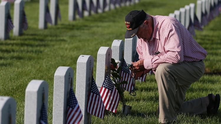 Vietnam veterans to be honored in ceremony at Lincoln National Cemetery