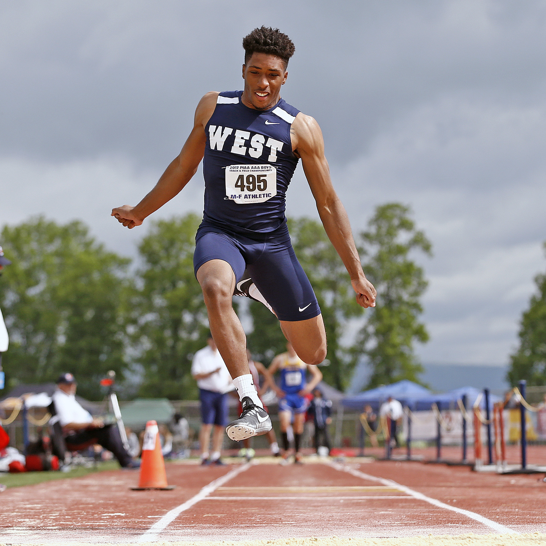 Track Winner: Boys Results From Day 1 Of The PIAA Track & Field