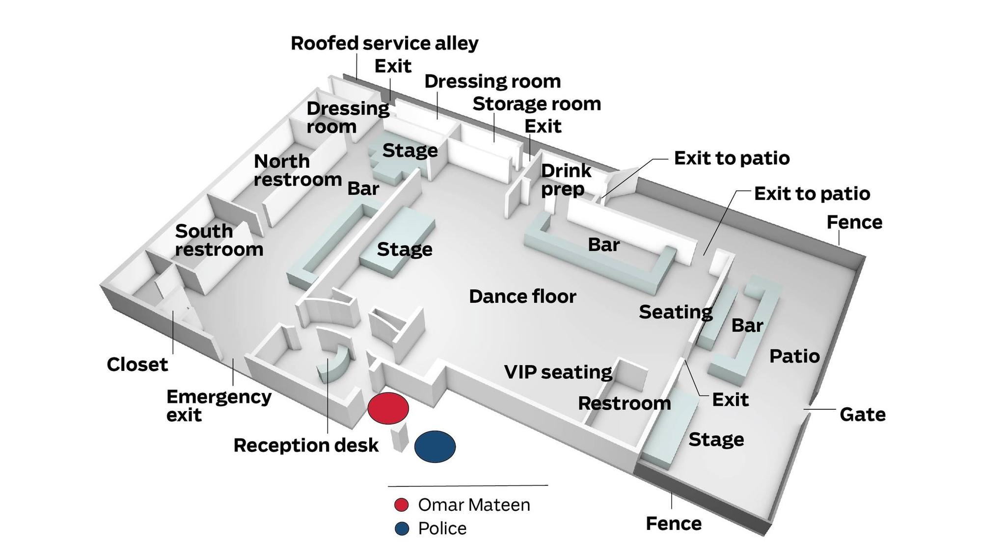 orlando nightclub shooting timeline of events inside pulse rh  orlandosentinel com