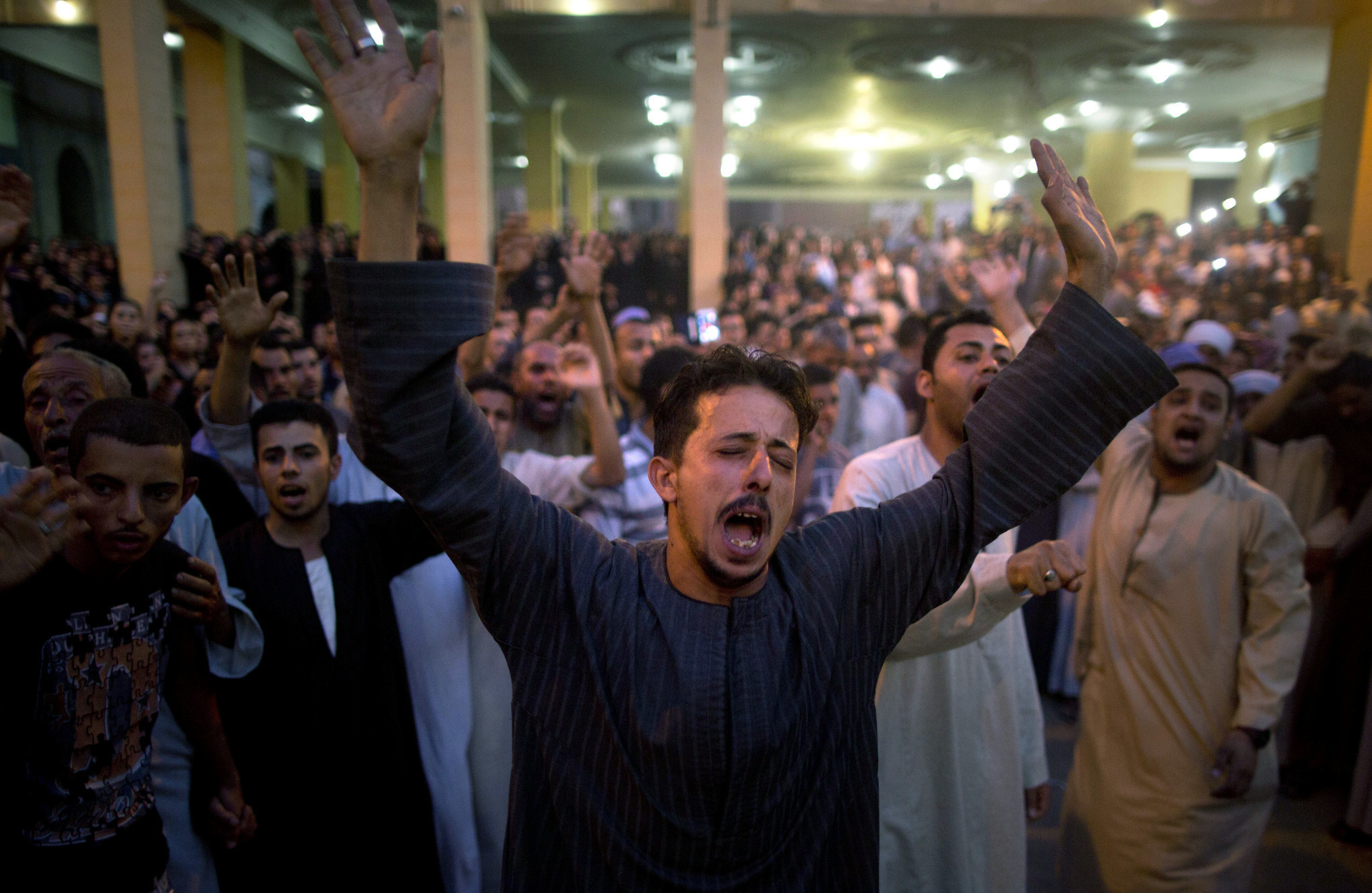 Islamic State Claims Responsibility For Attack On Coptic
