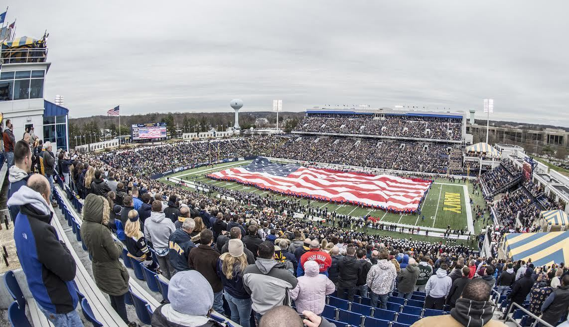 Capitals to play at Navy-Marine Corps Memorial Stadium - Capital Gazette b26afb8693ee
