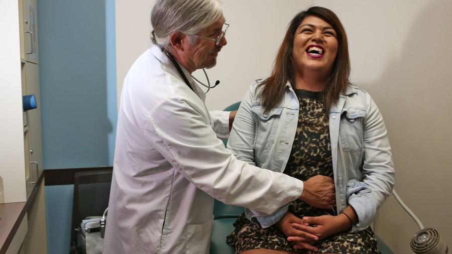 Transgender patient