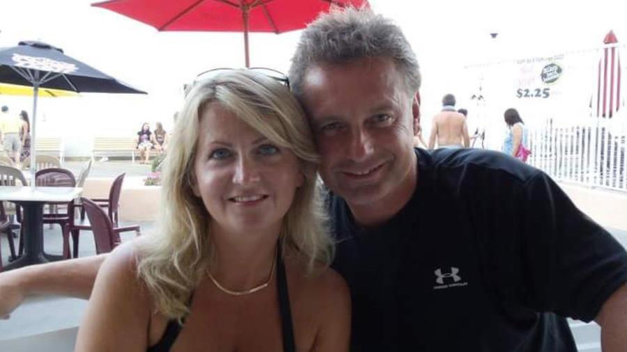 Dina and Don Markham