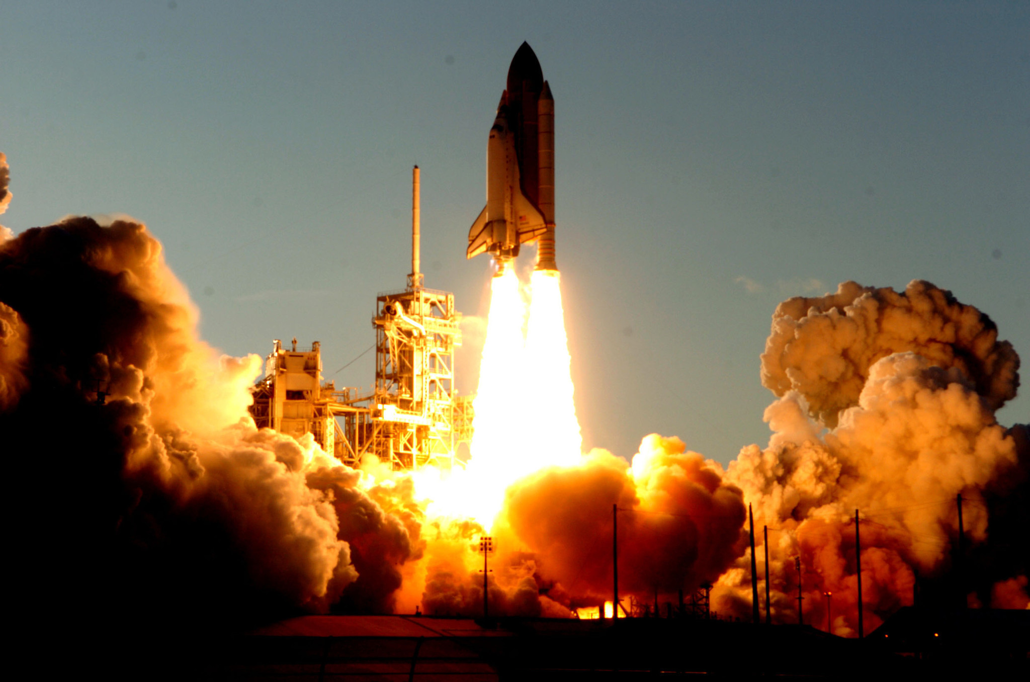 Pictures: Launch Pad 39A at Kennedy Space Center through ...