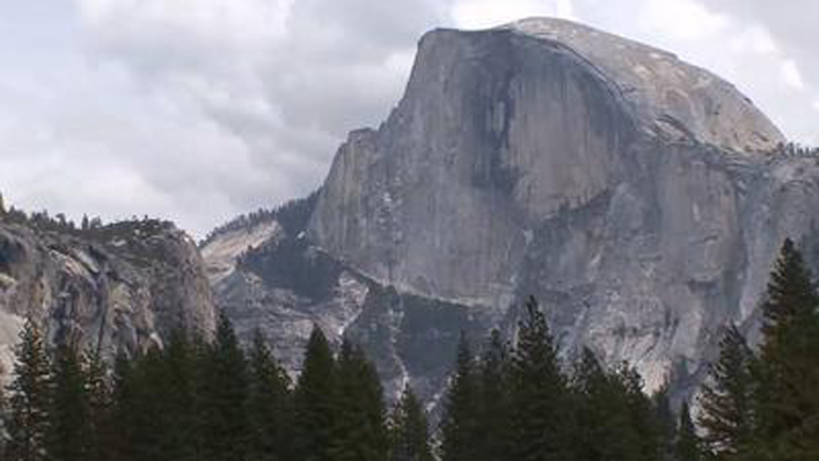 Lottery Opens For Half Dome Permits Hiking Cables To