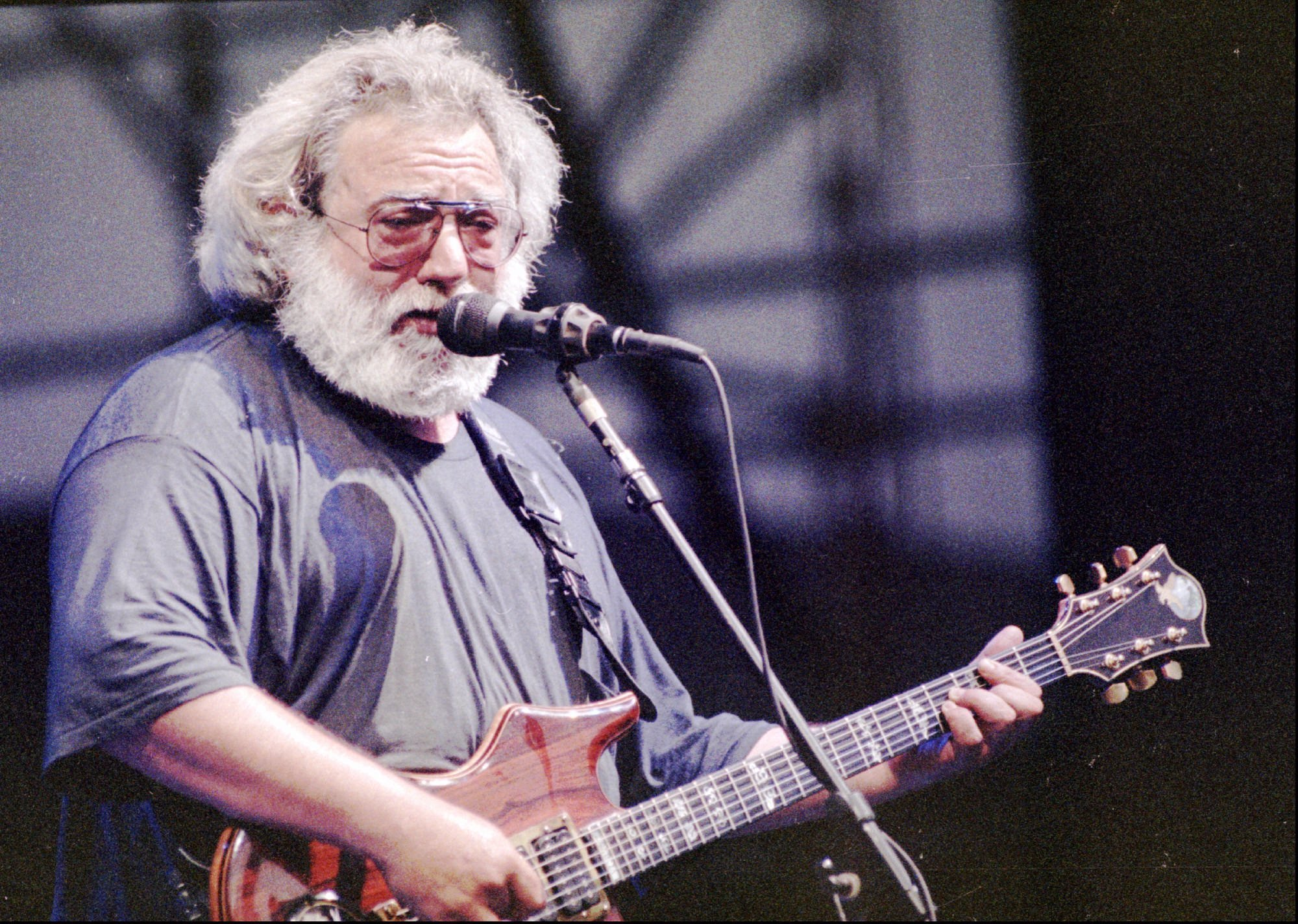 jerry garcias guitar bought for 19m at new york auction