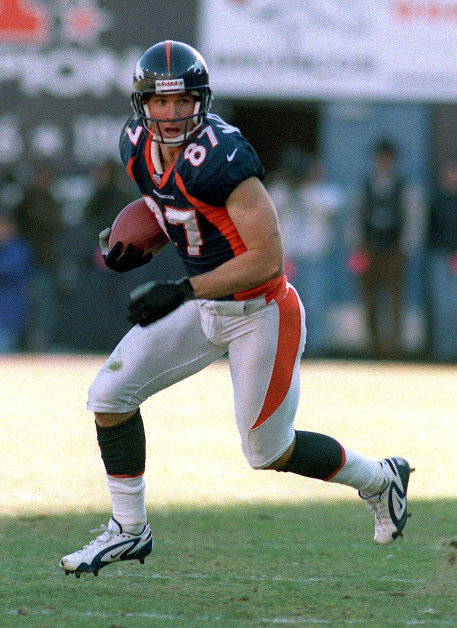 Ed McCaffrey nominated to College Football Hall of Fame ...