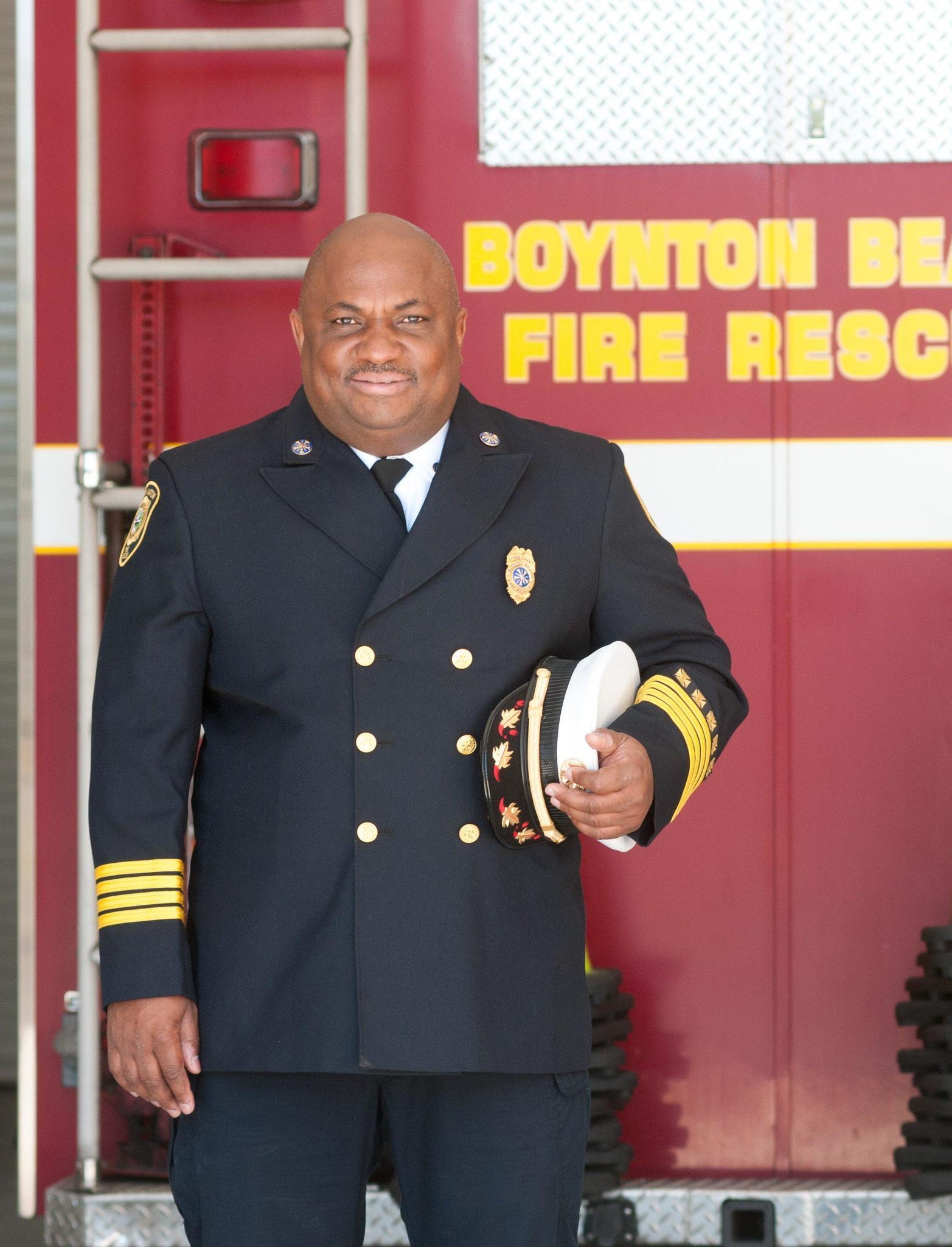 Boynton Beach Fire Chief Makes Suggestions For Hurricane